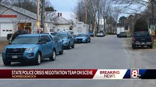 Crisis Negotiation Team called to Norridgewock incident