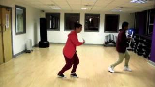 Jhene Aiko - Hoe. Choreography by Yasmin Moharrer