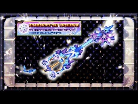 Khux : Adamantite Ore Challenge~ Stroke of Midnight - (pretend its Tuesday... hehe)