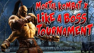 Mortal Kombat X - LIKE A BOSS TOURNAMENT #1 FINAL 4 - AuroraTrout vs Gudie-64_00