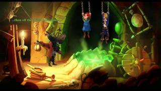 Repeat youtube video Monkey Island 2 Special Edition Funny Moments