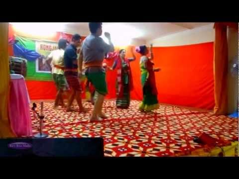 Rongjali Bwisagu 2012.(3). by Delhi Bodo Association