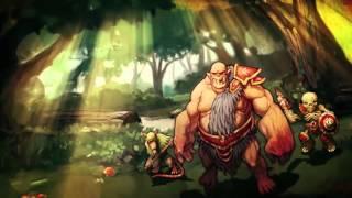Therian Saga   - трейлер к игре