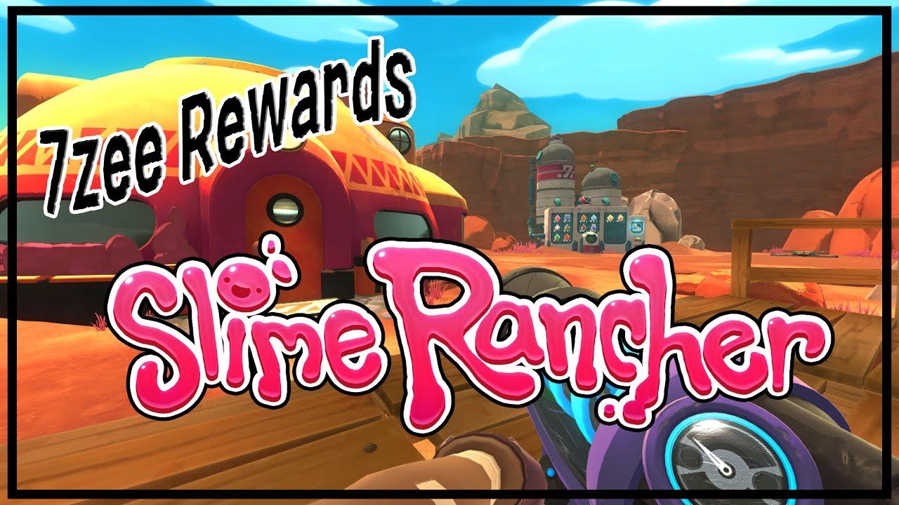 Slime Rancher 7zee Rewards and Upgrades