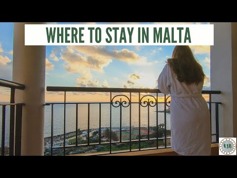 Where To Stay In Malta - Corinthia Hotel St George's Bay