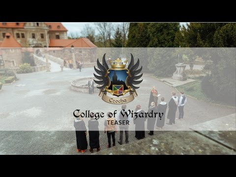 College of Wizardry Intro Video