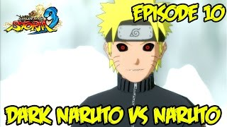 Naruto Shippuden Ninja Storm 3: Confronting Your Inner Self! Naruto vs Dark Naruto