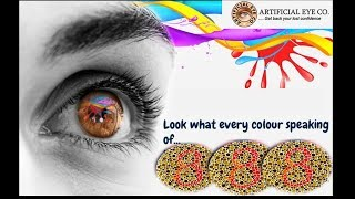 Latest colour blindness test done during your medical test