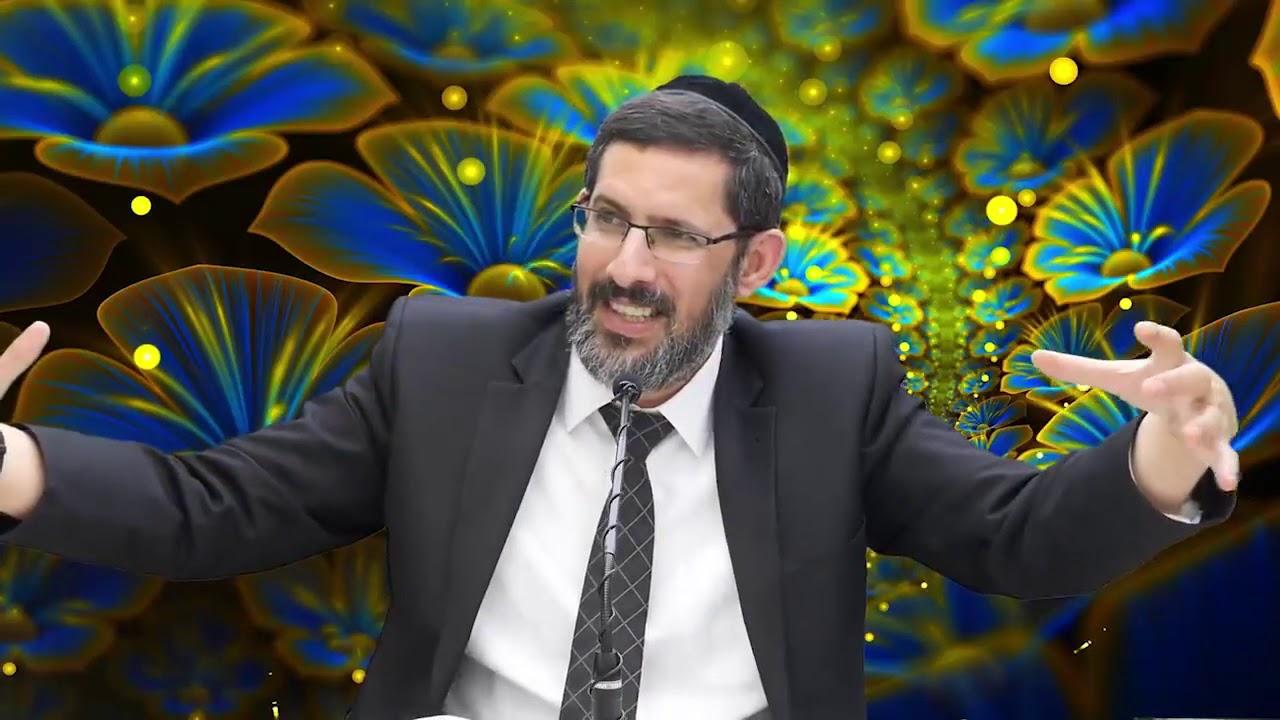 לא מפסידים מויתור - הרב יוסף חיים גבאי HD - סיפור מדהים חזק ביותר!!!