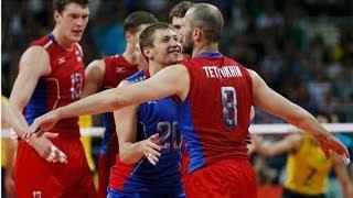 ВОЛЕЙБОЛ   Чемпионат Европы  Мужчины  Финал Россия Италия 29 09 2013г