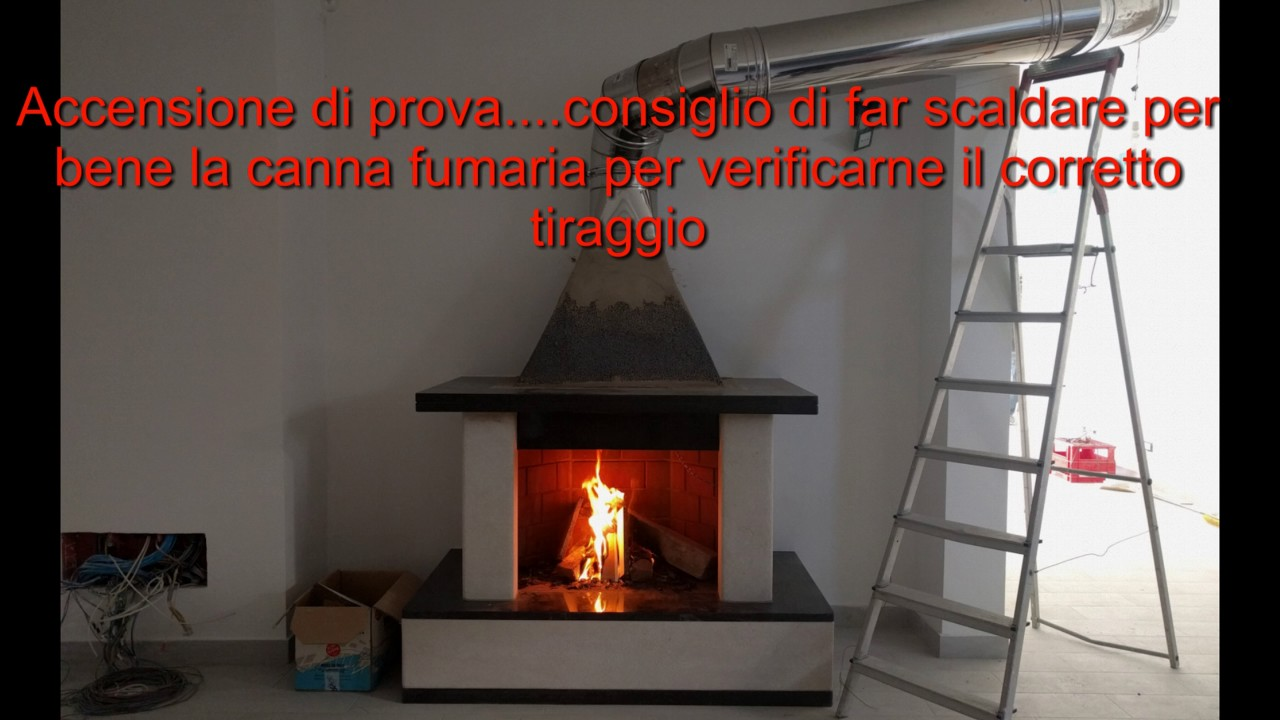 Ristorante Caminetto D' Installing A Fireplace And Chimney