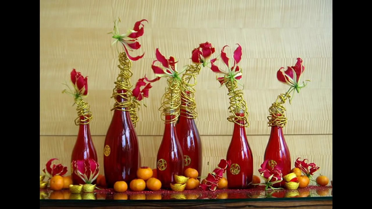 Easy Diy Ideas For Chinese New Year Decoration YouTube