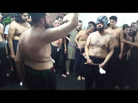 Blackburn zanjeer zani 19th Ramadan 2o15