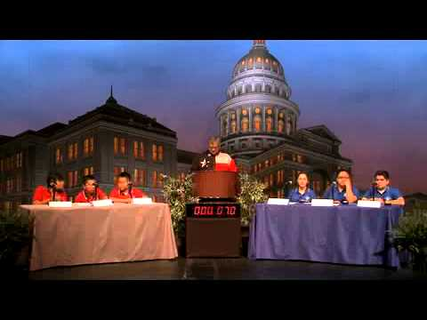 Texas Quiz Show: Fort Hancock Middle School vs. Stell Middle School
