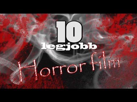 A 10 legjobb horror film letöltés