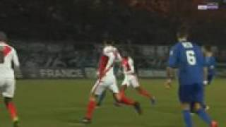 Video Gol Pertandingan Chambly vs AS Monaco