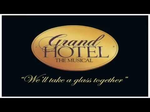 We'll Take A Glass Together Grand Hotel karaoke instrumental