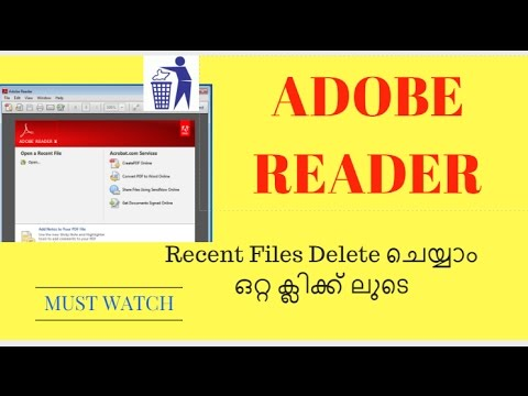 how to delete pdf file in adobe reader