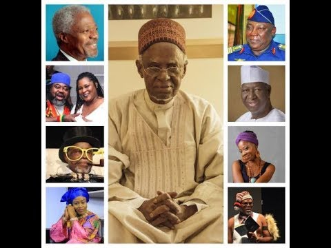 Image result for Tosyn Bucknor, Ikeogu Oke, Ras Kimono, 'Baba Sala' – Check Out The 13 Most Painful Deaths Of 2018