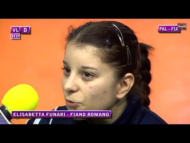 Interviste Palombara vs Fiano Romano