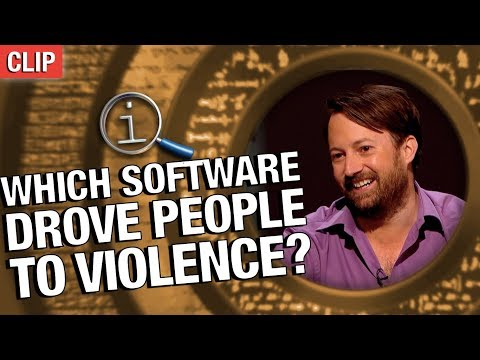 QI | Which Software Drove People To Violence?