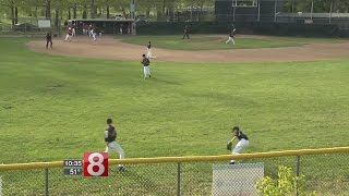 Rainy spring causing problems for youth baseball leagues