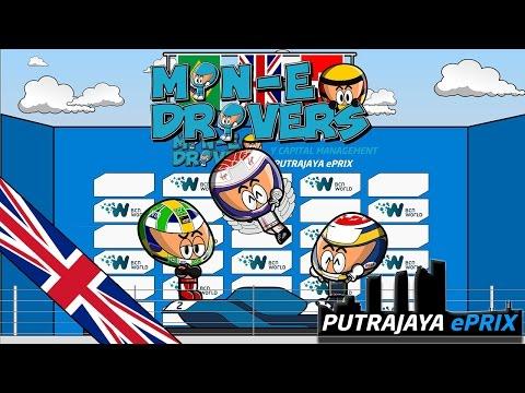 [ENGLISH] MinEDrivers - Chapter 1x02 - 2014 Putrajaya ePrix