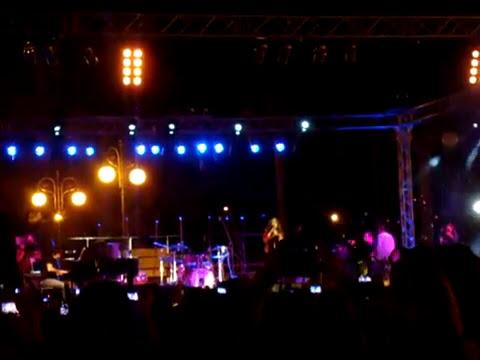 Άννα Βίσση - Δώδεκα, Συναυλία Αλληλεγγύης, Λάρνακα (27/05/2013)