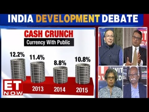 Cash Crunch: Who's To Blame? | India Development Debate