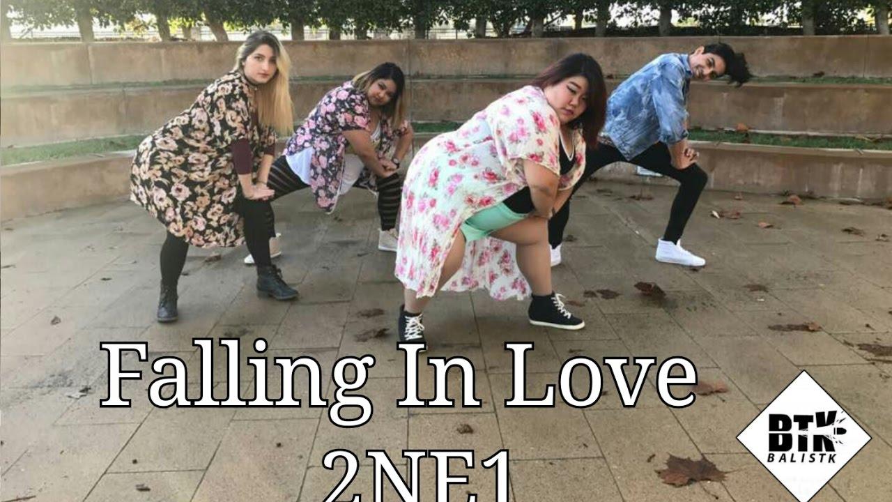 2ne1 falling in love cover