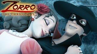 Las Crónicas del Zorro | Capítulo 26 | FUERZA | Dibujos de super héroes
