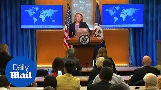 Trump to pick Heather Nauert as new United Nations ambassador