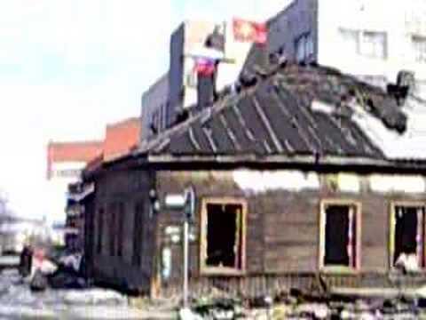 Ngôi nhà của Phạm văn Điệp ở LB Nga