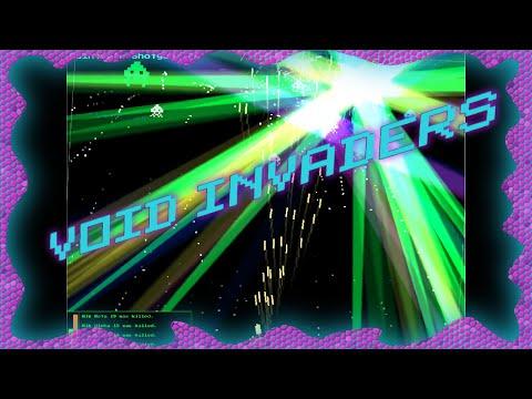 Lets Play Indie Games: Void Invaders  