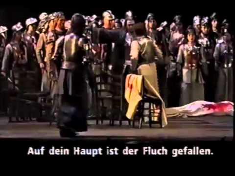 Verdi's JÉRUSALEM with Mehta, Carreras, Coelho, Ramey, Damiani  - Vienna State Opera 10/12/1995