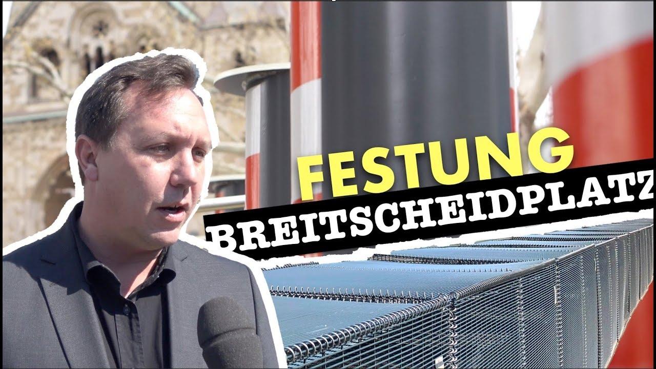 AfD Berlin: Festung Breitscheidplatz - Leben hinter Gittern.
