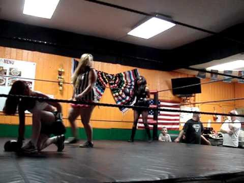 Da Underground 2 September 3, 2011- Foxy Boxing