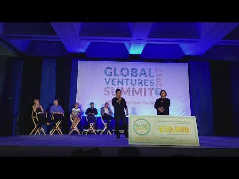 Global Ventures Summit 2017 Los Angeles Pitch