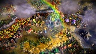 Eador Imperium Gameplay [PC]