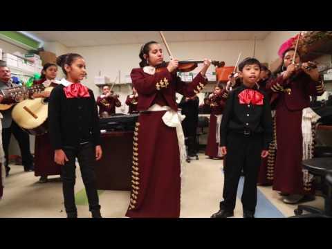 The First Annual Chicago Public Schools Mariachi Festival