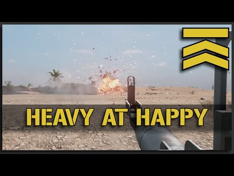 Heavy AT Happy - Squad Alpha v9.4 HAT Full Match