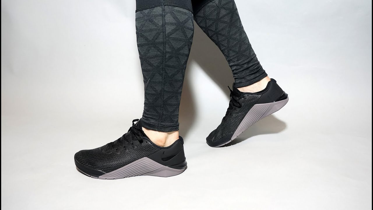 metcon 5 all black