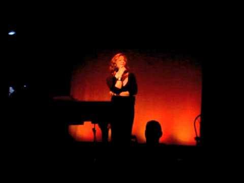 Allison Maldonado singing 'Praise of Women'