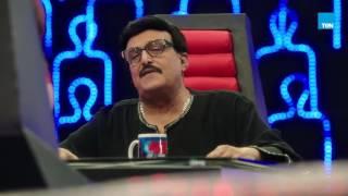 مصارحة حرة | Mosar7a 7orra - سمير غانم :عادل مبستحملش اقعد جمبه بقع على الارض من كتر الضحك