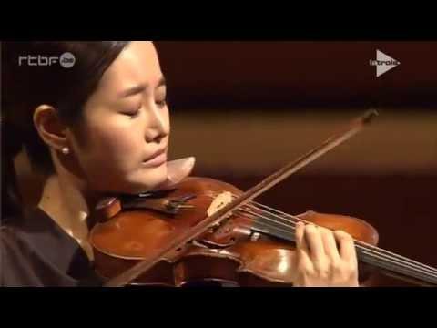 Bomsori Kim | Ysaye | Violin Sonata No. 4 | 2015 Queen Elisabeth International Violin Comp