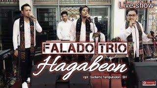 MaLLiting suara nai bahhh... HAGABEON     Live show FALADO TRIO
