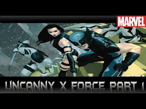 ภารกิจลับของDeadpool[ Uncanny X Force Part 1]comic world daily