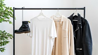 wardrobe essentials | my ultimate guide for men
