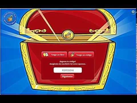 Club Penguin 2 nuevos codigos 2014 (para iglu)