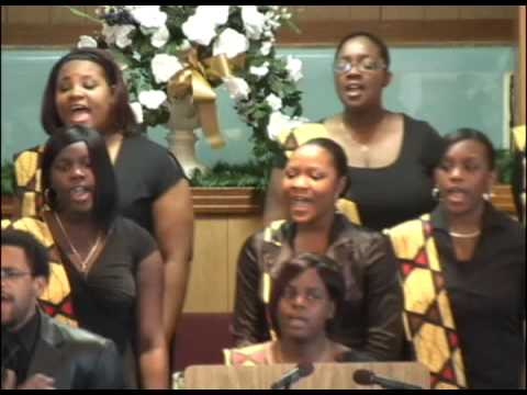 BETHEL YOUNG ADULT CHOIR 2-3-08 - YouTube